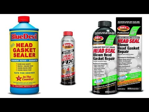 bars head gasket fix instructions