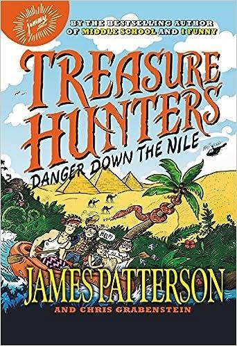 Treasure hunters danger down the nile pdf
