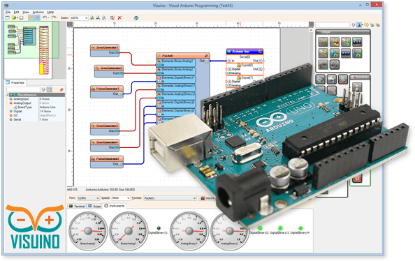 Measurement made simple with arduino pdf
