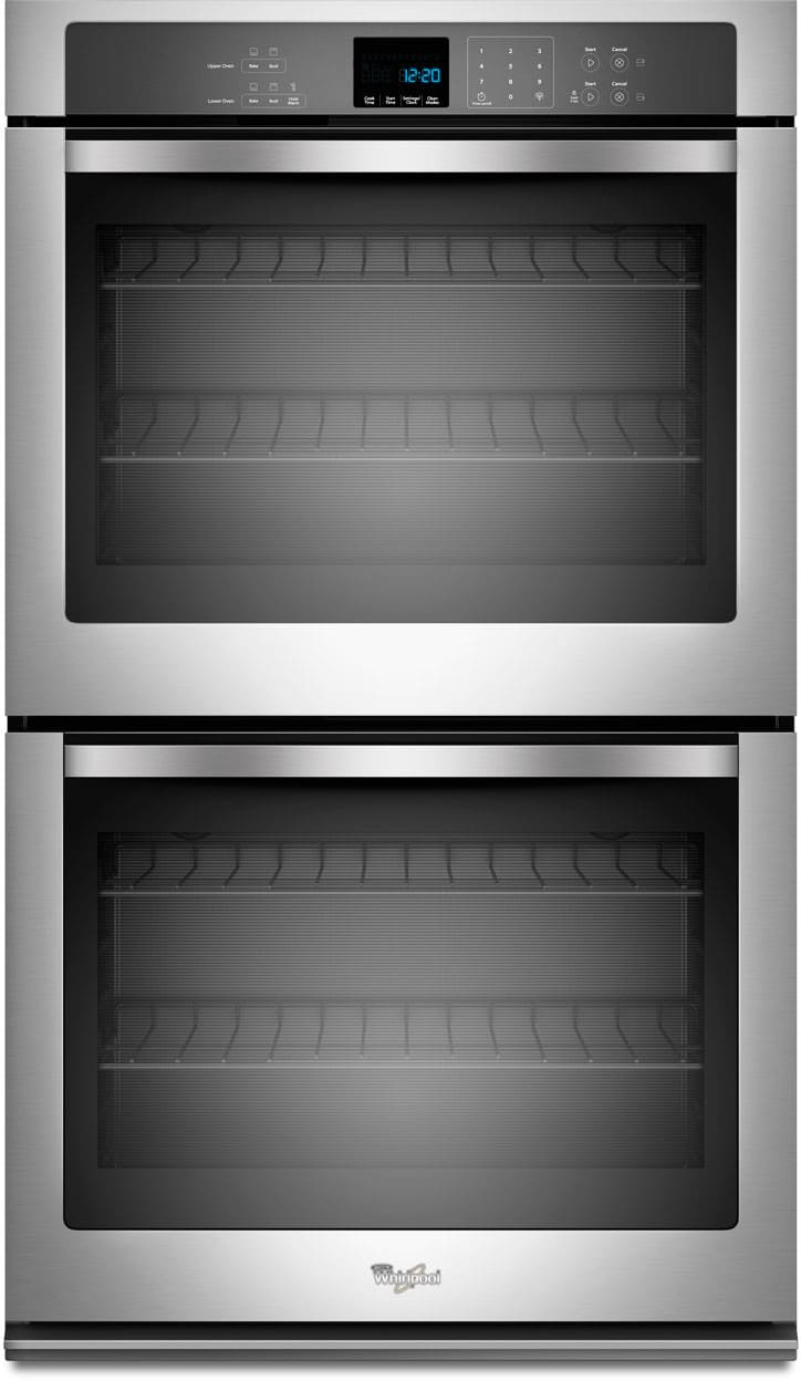 whirlpool wall oven repair manual