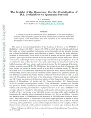 A modern approach to quantum mechanics townsend solutions pdf