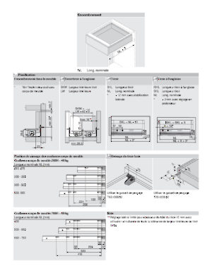 blum movento fitting instructions