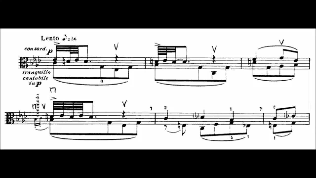 Stravinsky serenade in a pdf