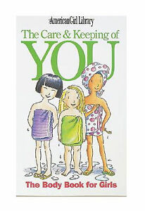 American girl the care and keeping of you 2 pdf