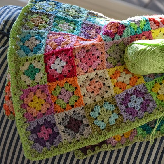 Basic granny square crochet pattern pdf
