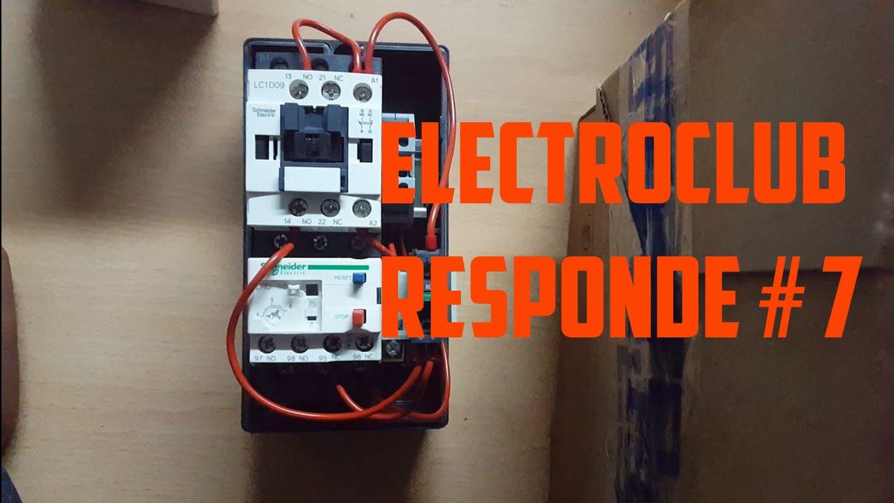 Botones de control electrico manual
