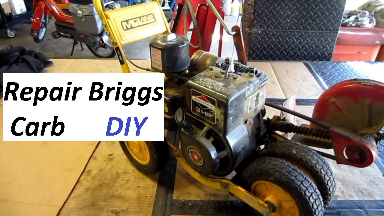 Briggs and stratton model 80202 repair manual