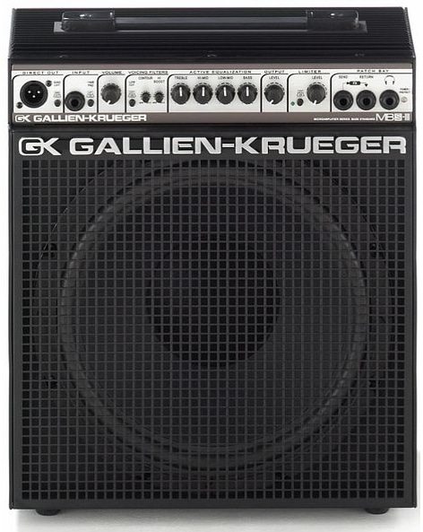 gallien-krueger mb150s service manual