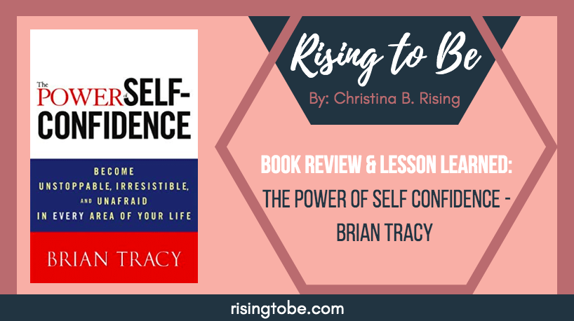 The power of self confidence brian tracy pdf free download
