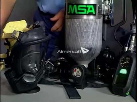 msa firehawk m7 scba manual