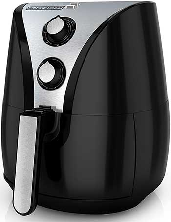 black and decker deep fryer df450 manual