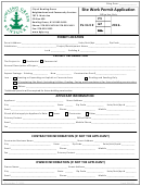 Download work permit application form