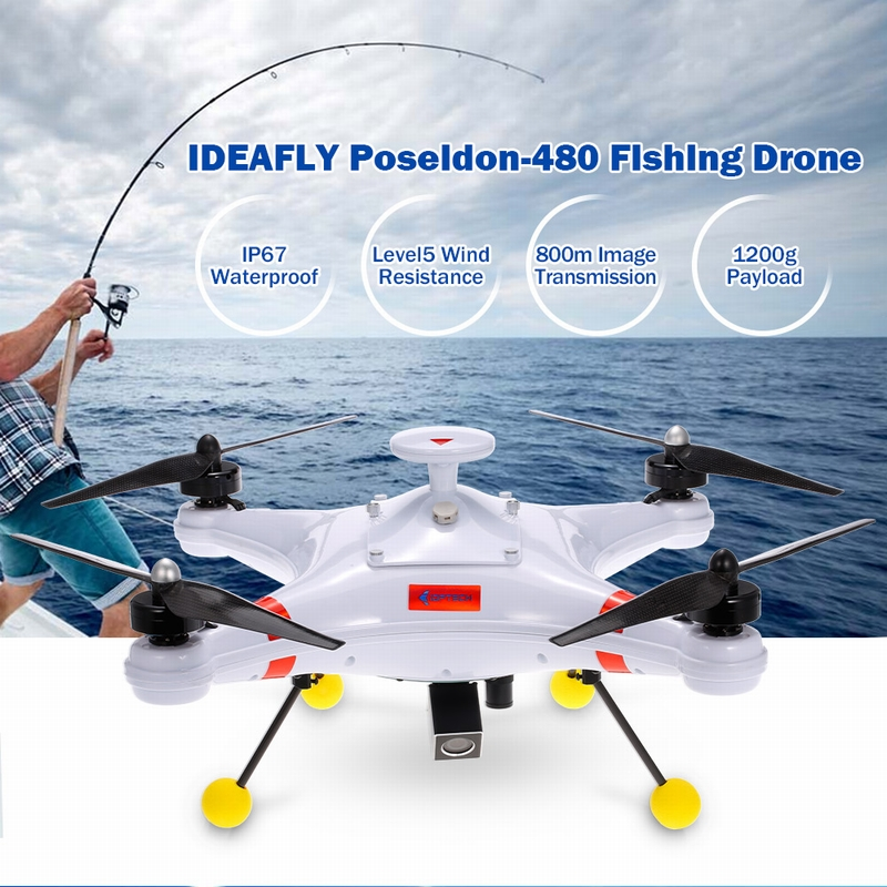 ideafly poseidon 480 user manual