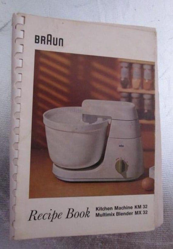braun km 32 user manual