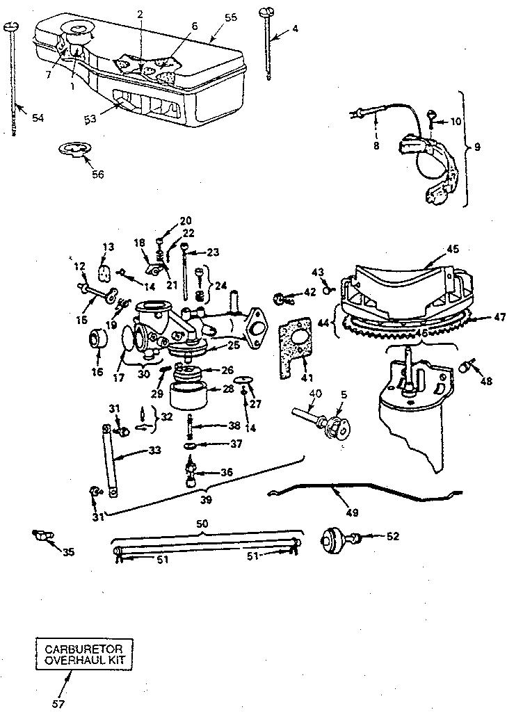 Briggs and stratton 252707 manual