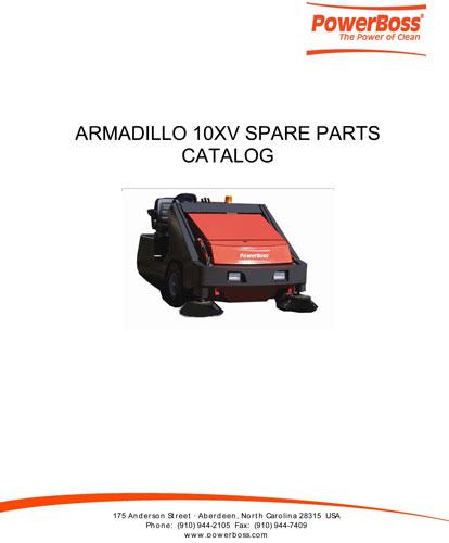 factory cat magnum parts manual
