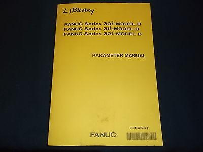 Fanuc 31i model b parameter manual