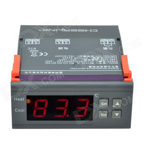 Digital temperature controller mh1210a manual