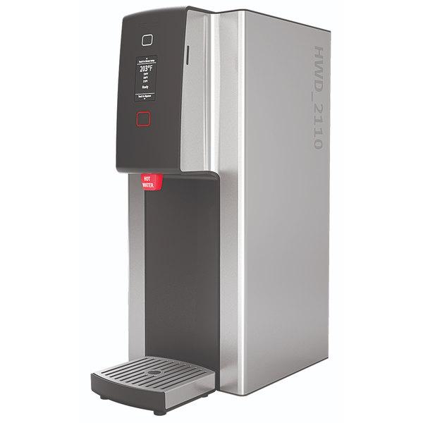 Fetco hot water dispenser manual