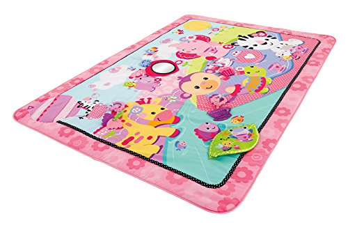 fisher price play mat instructions
