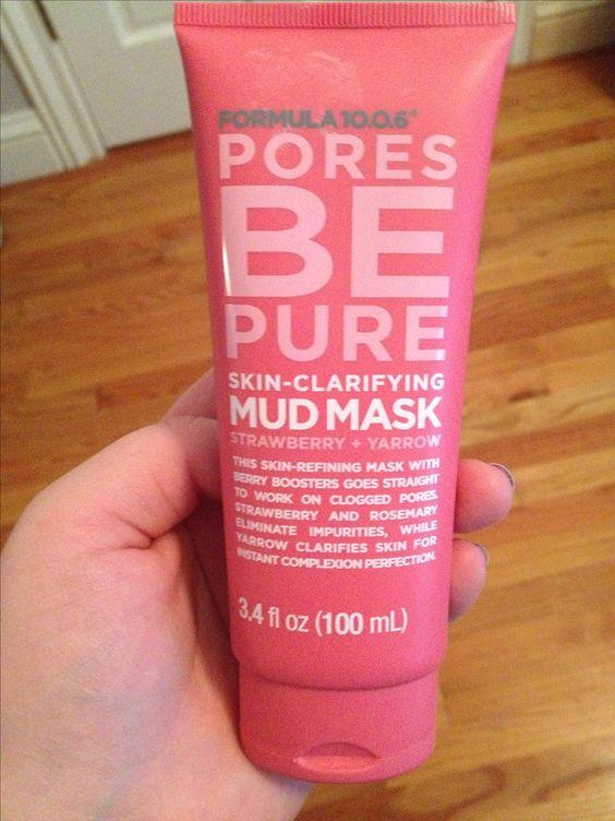 instructions formula 10.0.6 pores be pure