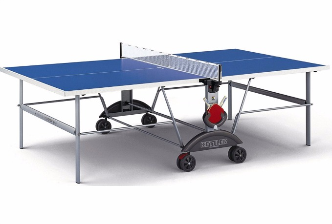 Kettler ping pong table instruction manual