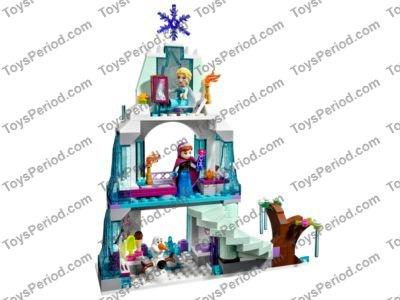 lego frozen castle 41062 instructions