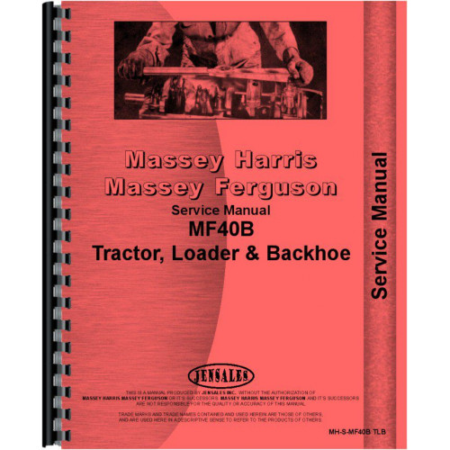Massey ferguson 1045 service manual