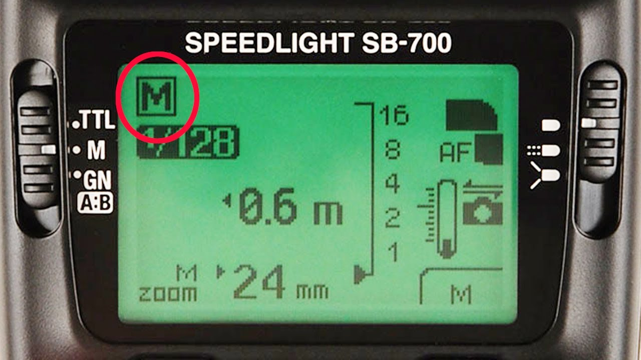 mixing manual flash with ttl flash