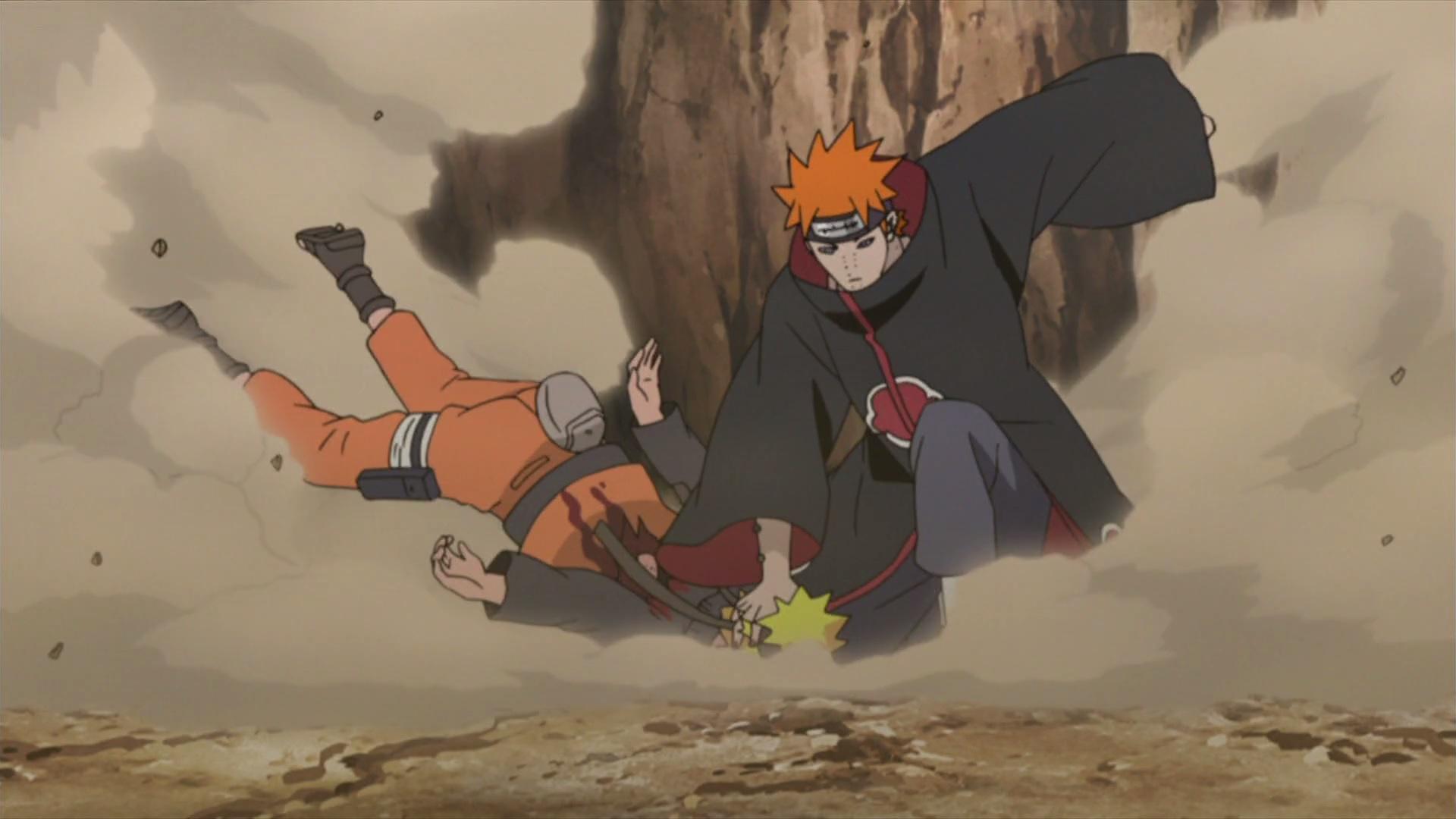 Naruto shippuden episode guide naruto vs pain