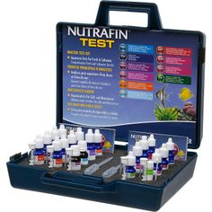 nutrafin test kit instructions