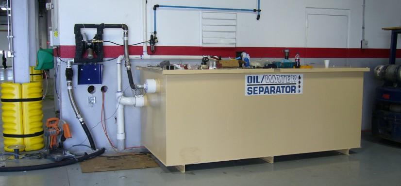 Oil water separator design pdf