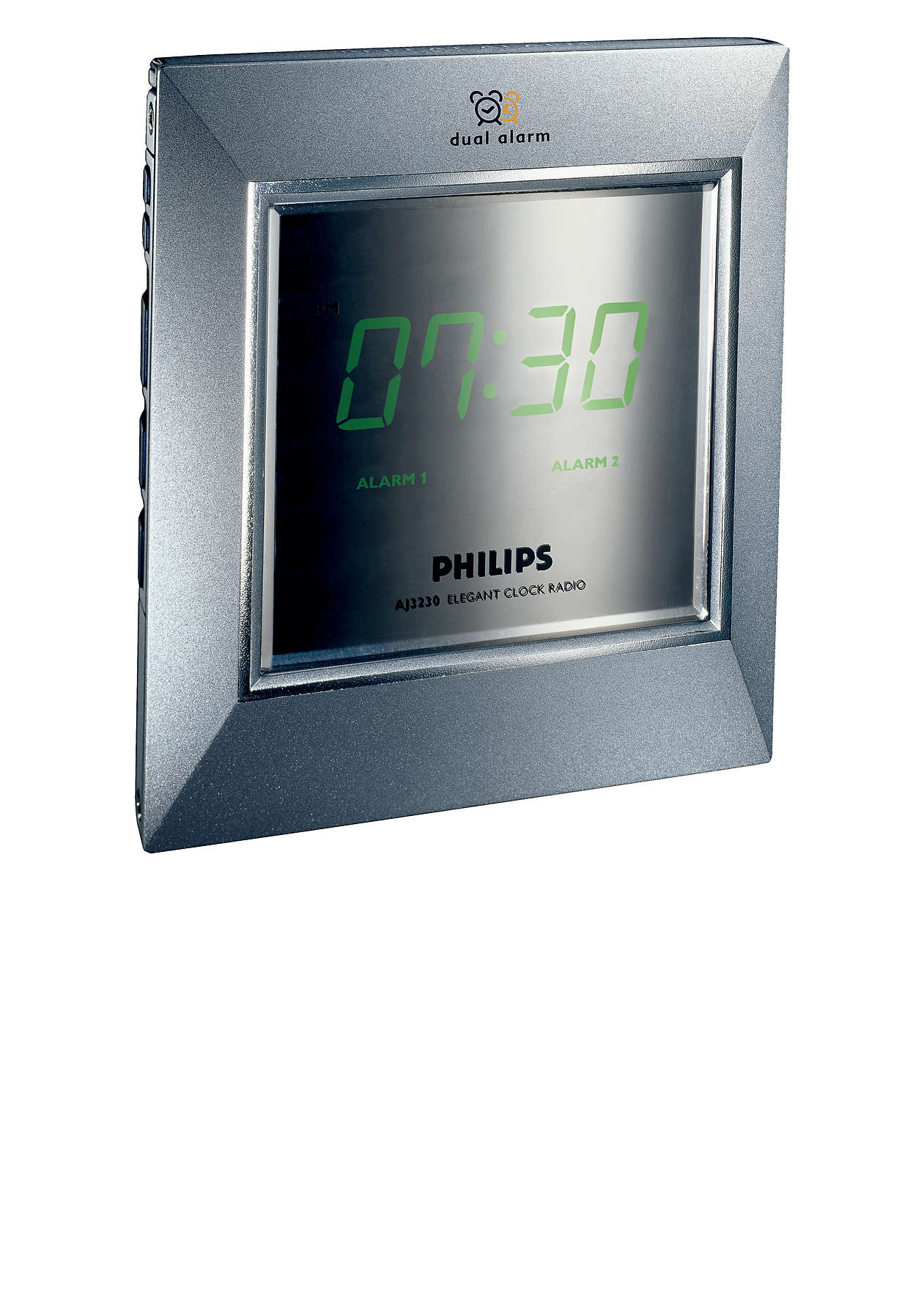 philips aj3231 alarm clock radio instructions