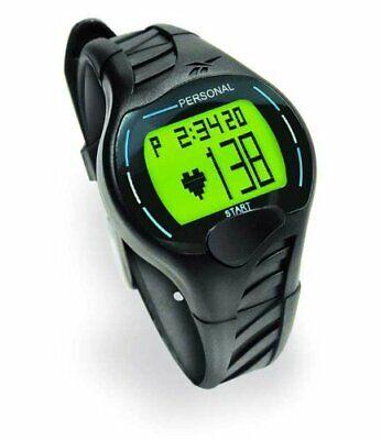 slazenger heart rate monitor watch instructions