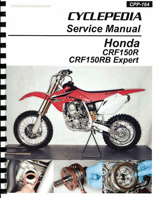 Sony crf 150 service manual