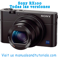 sony rx100 ii repair manual