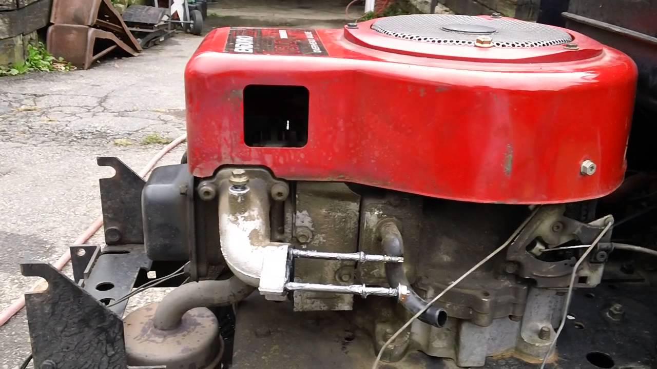 Tecumseh 6.75 hp engine manual