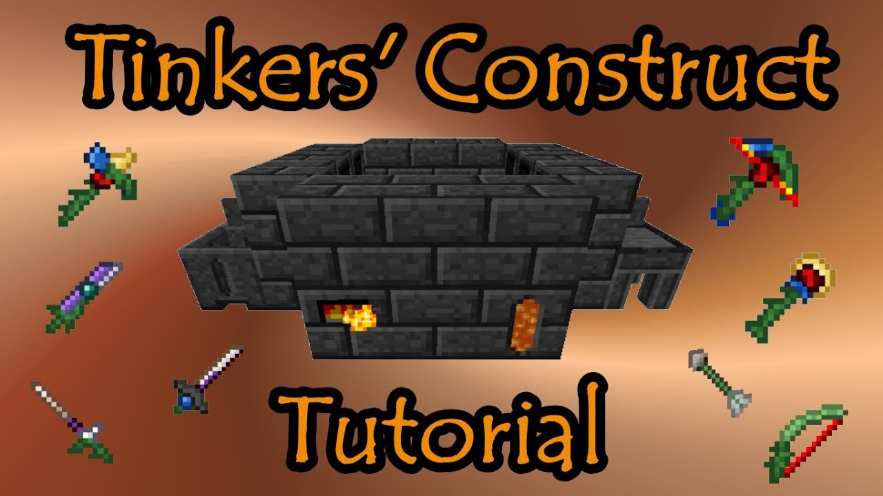 Tinkers construct how to start