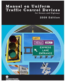 Traffic control manual for work on roadways
