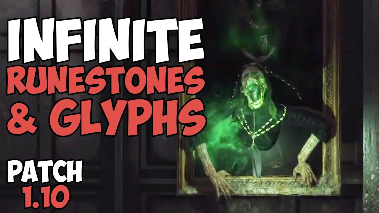 Witcher 3 how to get better runestones